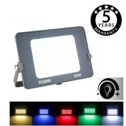 Foco Proyector RGB+W LED 50W AVANCE OSRAM Chip - Imagen 2