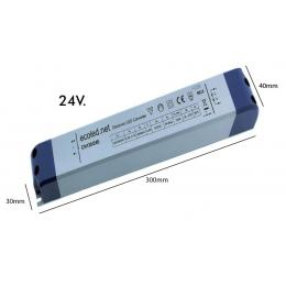 Fuente Alimentación 24V 120W - ECOLED - IP20 - Imagen 2