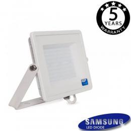 Foco Proyector LED SAMSUNG 50W Blanco IP65 Elegance 140Lm/W