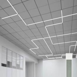Barra LED 28W Lineal HALLE DYNAMICS UGR19 para Techos tecnicos - Pack 2 unidades - Imagen 2