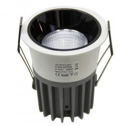 Reflector para Modelo LUCERNA - Negro cromo - Imagen 2