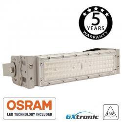 Proyector LED 50W MAGNUM AIR 180Lm/W 136ºx78º - Imagen 1