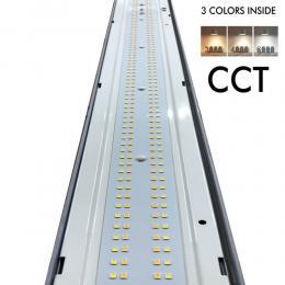 Regleta CCT Estanca LED integrado 25W-40W OSRAM DRIVER 120cm - Imagen 2
