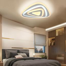 Plafón LED Superficie 80W - 40W - TURIN - CCT - Imagen 2