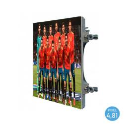 Rótulo electrónico LED Exterior Serie RENTAL Pixel 4.81 RGB Full Color 50cm*50cm -Modulo Apilable- - Imagen 1