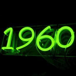 Pack Tira Neón Verde LED 6mm 12V + Fuente de Alimentación - Imagen 2