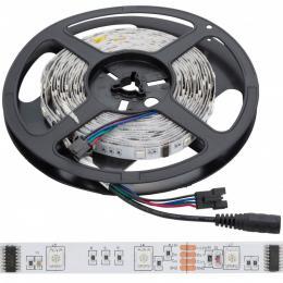 Tira LED 150 LEDs 5M 12VDC SMD5050 Digital RGB GR-LDT-W30DIGRGB - Imagen 2