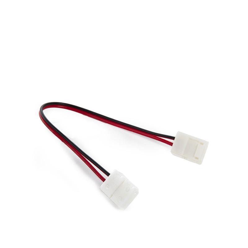 Conector Tira LED SMD3528/2835 2 Vías Doble 12/24VDC - Imagen 3