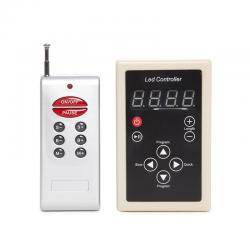 Controlador Tira Digital 12VDC Mando a Distancia - Imagen 4