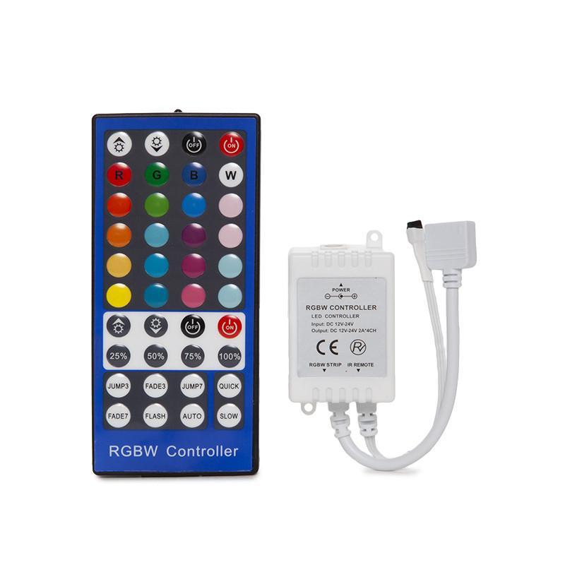 Controlador Tira LED RGB-Blanco - Imagen 3