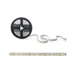 Tira LED 12VDC SMD5050 60LEDs 72W Cálido/Frío IP25 x 5M - Imagen 2