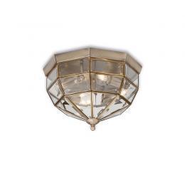 Lámpara Techo NORMA E14 3 Luces (Sin Bombilla) [I-L-4426] - Imagen 2