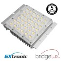 Módulo Optico LED 50W BRIDGELUX Chip SMD5050 8D para Farola