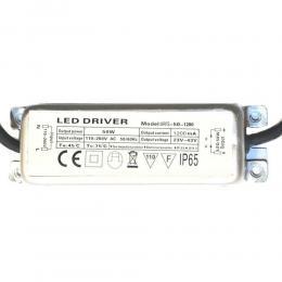 Driver para luminarias LED de 50W 1200mA - IP65 - Imagen 2