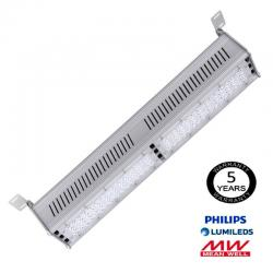 Campana Lineal LED 100W LUMILEDS 140Lm/W MEAN WELL - Imagen 1