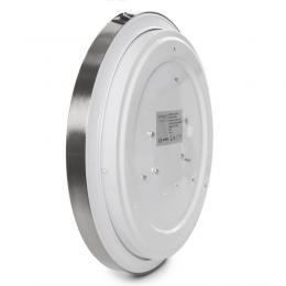 Plafón LED 15W 80Lm/W Plata Sensor Microoondas - Imagen 2
