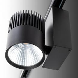 Foco Carril LED Trifásico 30W 90Lm/ W UGR19 50000H - Imagen 2