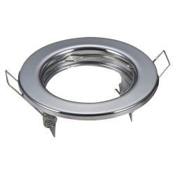 Aro Redondo Orientable para dicroica LED GU10 MR16 - Ø105mm - Aluminio - Imagen 1