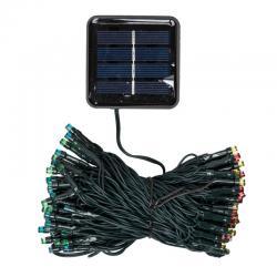 Guirnalda LED Solar 100 LEDs [PLMP-626043-RGB]