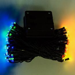 Guirnalda LED Solar 100 LEDs [PLMP-626043-RGB] - Imagen 2