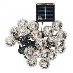 Guirnalda LED Solar 20 LEDs [PLMP-626053-WW]