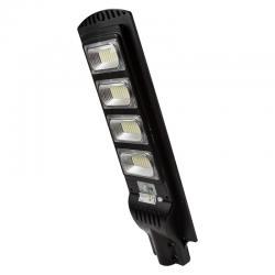 Farola LED Solar 80W 4000Lm IP65 Sensor IR[WR-RS-SLABS80W-CW]