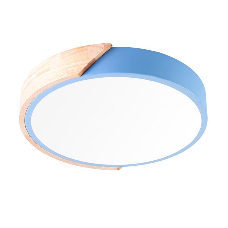 """Plafón LED Circular Superficie Bicolor """"Chelsea"""" 18W 1800LM Temperatura Color Ajustable - Imagen 1"""