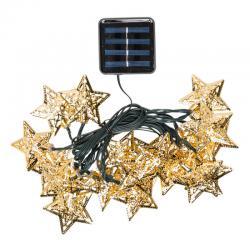 Guirnalda LED Solar 20 LEDs [PLMP-626054-WW] - Imagen 1