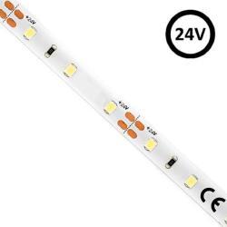 Tira LED 24V | 60xLED/m | 5m | SMD2835 | 780Lm | 5W/M | IP20