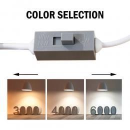 Lámpara LED AR111 20W 60º CRI +90 - LUZ SELECCIONABLE - CCT - Imagen 2