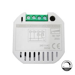 Regulador para Pulsador de pastilla para LED - TRIAC - Imagen 1