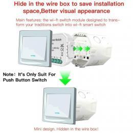 Regulador para Pulsador de pastilla para LED - TRIAC - Imagen 2