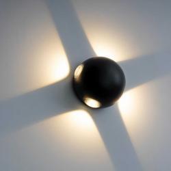 Aplique LED 12W VIBORG Pared Exterior - Imagen 1