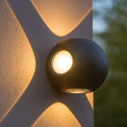 Aplique LED 12W VIBORG Pared Exterior - Imagen 2