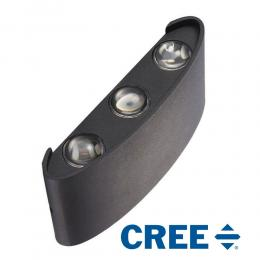 Aplique LED 6W IMATRA Pared Exterior - chip CREE - Imagen 2