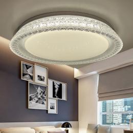 Plafón LED 36W TURKU - Dimable - CCT + Mando Control - Imagen 2