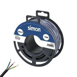 Cable Eléctrico 3 Hilos - H07V-K - 3X2,5mm - Imagen 2