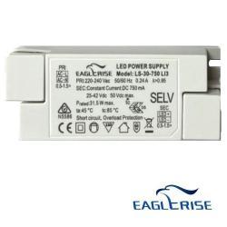 Driver para luminarias LED de hasta 30W 750mA - Imagen 1