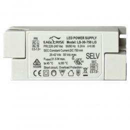 Driver para luminarias LED de hasta 30W 750mA - Imagen 2