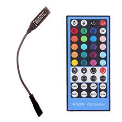 Mini Controladora RGBW 72W para Tiras LED 12-24V - Imagen 1