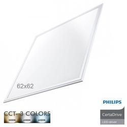 Panel LED 62x62 44W Philips Certa Driver - CCT - Imagen 1