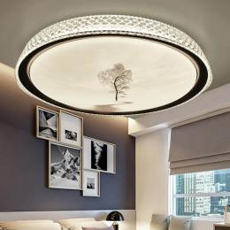 Plafón LED 36W RAUMA - Dimable - CCT + Mando Control - Imagen 2