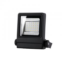 Proyector LED Lumileds 3030 20W 130Lm/W IP66 IK08 50000H [1177-FL-JL08-20W-CW]