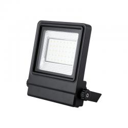 Proyector LED Lumileds 3030 30W 130Lm/W IP66 IK08 50000H [1177-FL-JL08-30W-CW]
