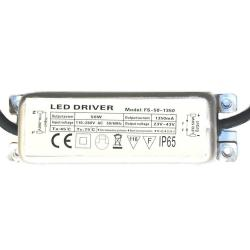 Driver para luminarias LED de 50W 1300mA - IP65 - Imagen 1