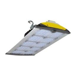 Campana Led Industrial Slim 150 W