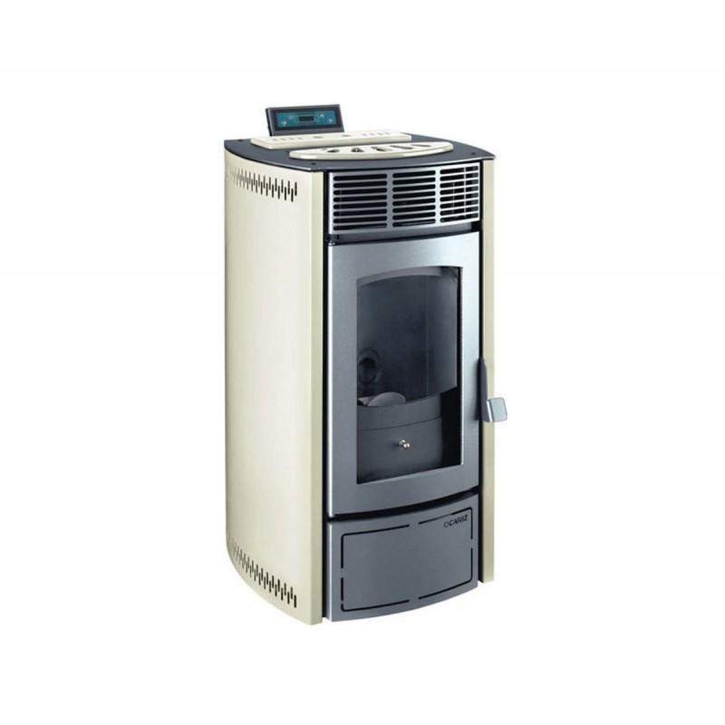 Estufa de Pellets Eco-Aire Top Cerámica 10 Kw
