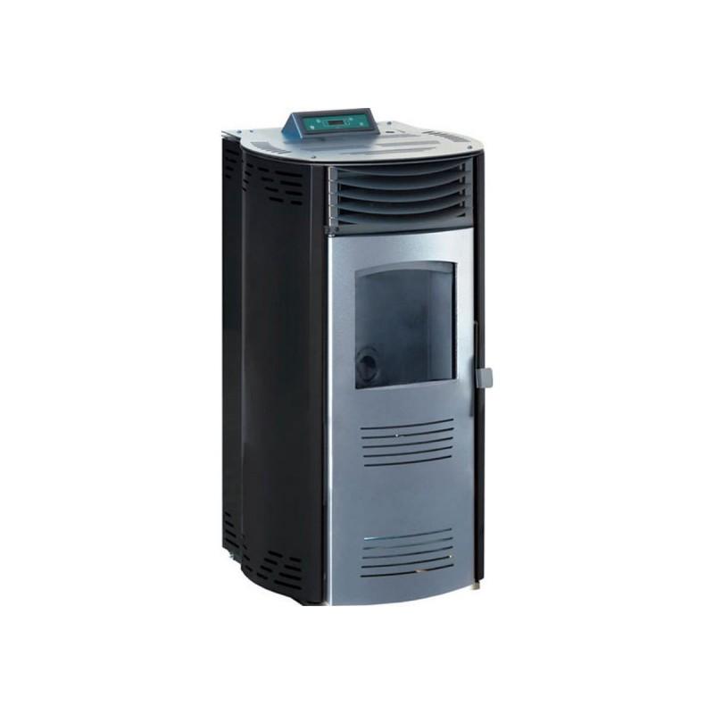 Estufa de Pellets Eco-Aire Angular 10 Kw