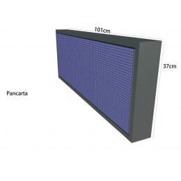 Banderola Electrónica P10 RGB IP65 1010*370mm - Imagen 2