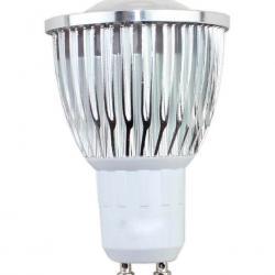 Dicroica LED COB 4W  60° GU10 - Imagen 1